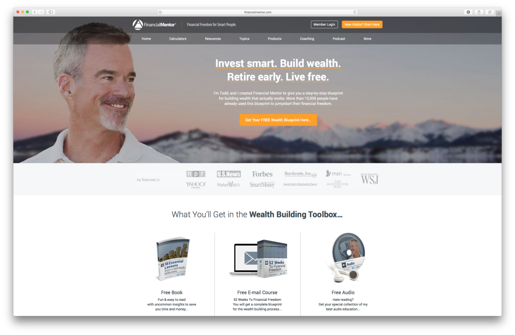 financial-mentor-homepage
