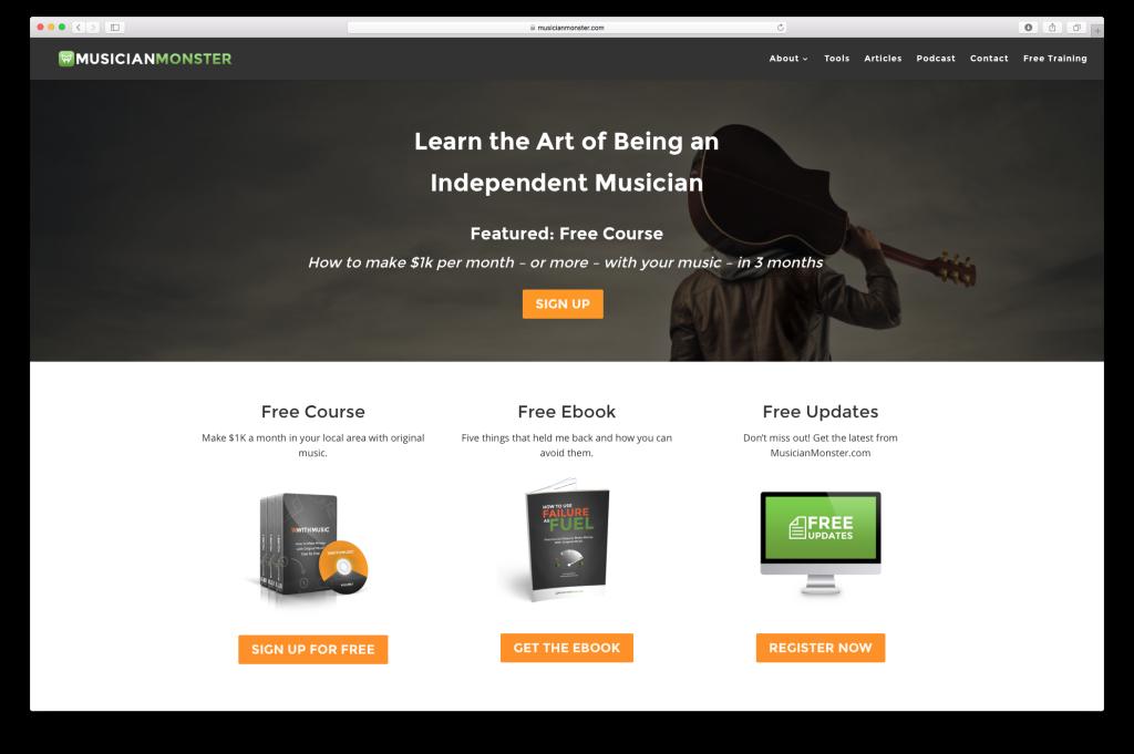 homepage-no-blog-feed