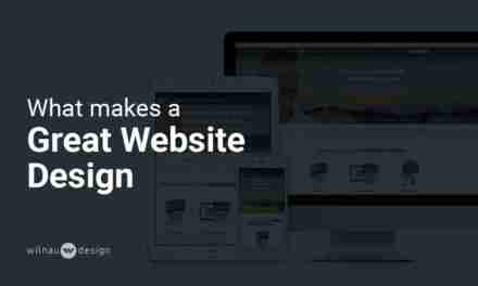 What Makes a Great Website Design